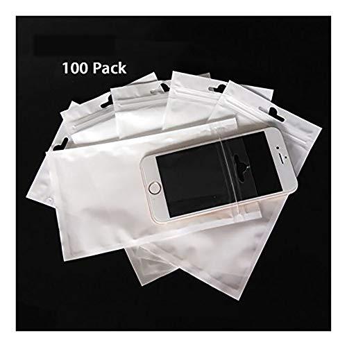 "12 X 18/"" en polyéthylène clair Utilisation Alimentaire Congélateur Sacs De Stockage Solide Craft Emballage 100 g"