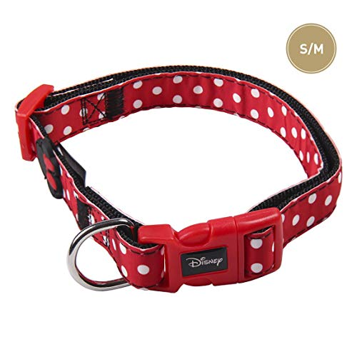 Cerdá Life'S Little Moments Collar de Minnie para Perro - Licencia Oficial Disney Minnie Mouse®