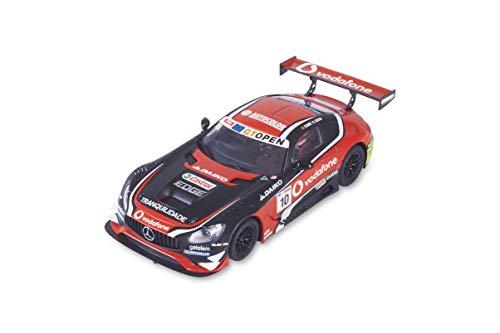 SCALEXTRIC-ORGINAL MERCEDES AMG GT3 VODAFONE COCHE (Scale competiton Xtreme SL 1)