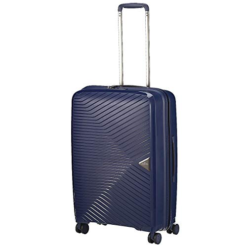 March 15 Gotthard 4-rollen-trolley 67 cm, Dark Blue (blauw) - 1200-04-62