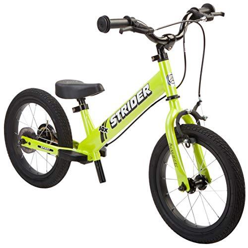 Strider Draisienne Sport 14 Pouces - Vélo sans pédale Enfants 3 à 7 Ans - Draisienne évolutive...