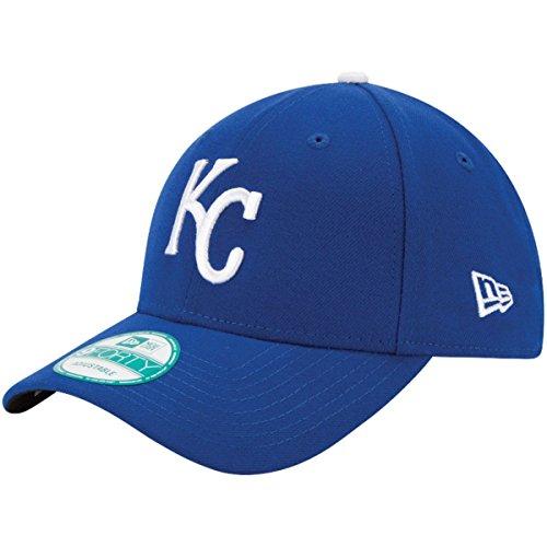 New era Kansas City Royals 9forty Adjustable Cap MLB The League Blue - One-Size