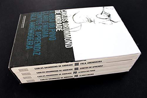Caixa Drummond (4 títulos)