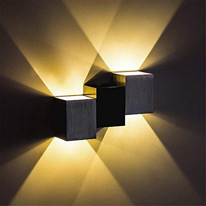 SED Wandleuchte -Die einfache LED Indoor Wandleuchten Bar Nachttischlampe Balkon Kinder Schlafzimmer Schlafzimmer Wandleuchten Hotel Villa Zimmer Gang Tür Dekoration Licht