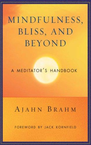 Mindfulness, Bliss, and Beyond: A Meditator