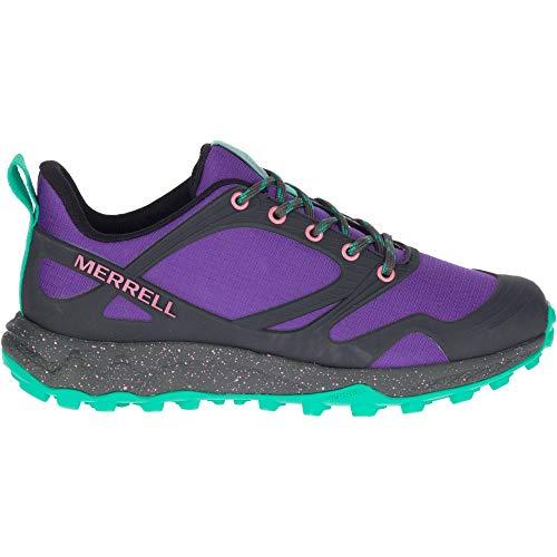 Merrell womens Altalight Hiking Shoe, Acai, 8.5 US