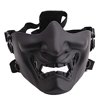Best japanese samurai masks Reviews