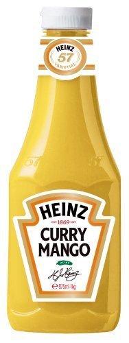 Heinz - Curry Mango Sauce - 875ml