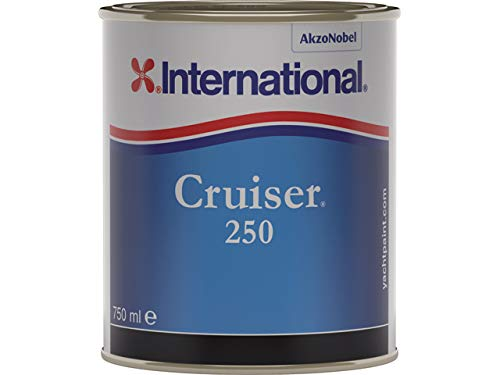 International Cruiser 250Anti-fouling Paint 750ml/2.5Litres, black
