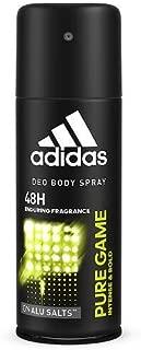 adidas Adidas Pure Game Deodorant Body Spray for Men