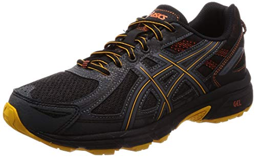 Asics Gel-Venture 6 Hombre Running Trainers 1011A591 Sneakers Zapatos
