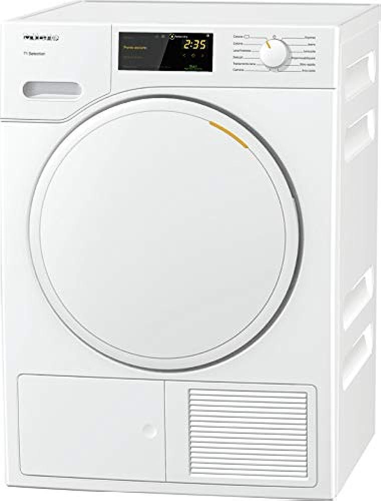 Miele asciugatrice libera installazione, a++, pompa di calore, carico frontale, 7 kg TSB 143 WP