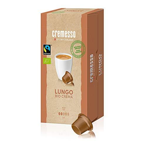 Cremesso Lungo Bio Crema, 16 Kapseln, 1er Pack