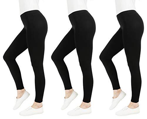 FM London Damen Casual Leggings Bild