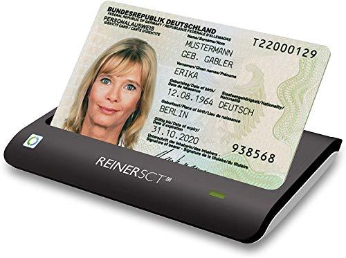 REINER SCT cyberJack RFID basis - RFID-Leser - USB 2.0, 2718500-107