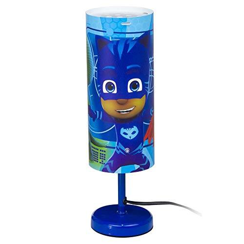 Nachttischlampe PJ Masks Nachtlicht Tischlampe 1959 blau einzigartig