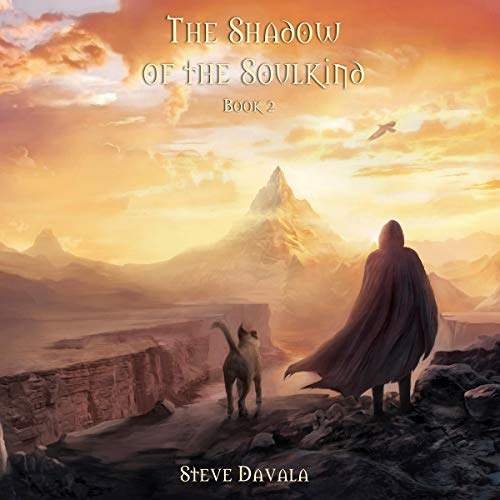 The Shadow of the Soulkind audiobook cover art