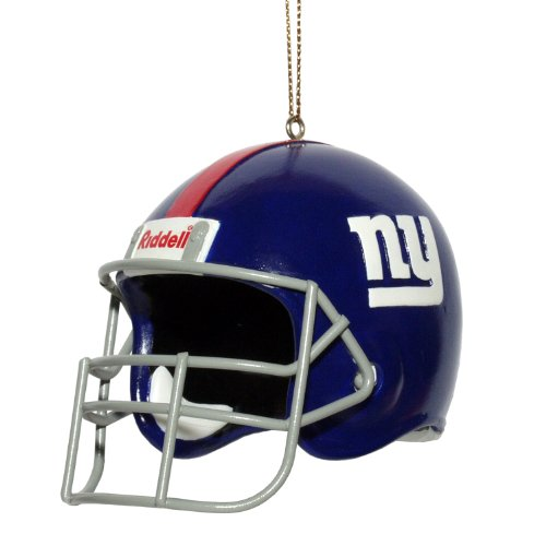NFL New York Giants 3 Inch Helmet Ornament