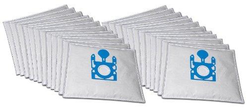 20 Staubsaugerbeutel geeignet für Bosch BSG 1400 Arriva