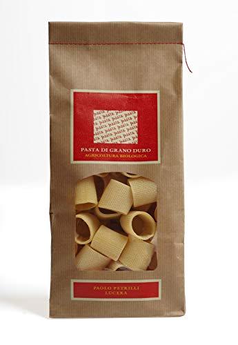 Pasta Bio Mezzi Paccheri 500 gr. - La Motticella - Paolo Petrilli