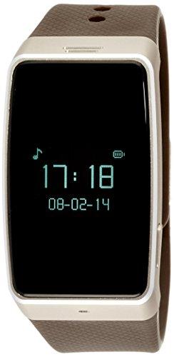 MyKronoz Zewatch 3 Smartwatch con Funzione Smartphone, Rosa/Oro