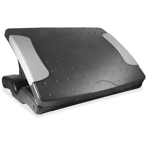Kantek Kantek Deluxe Adjustable Footrest, Black (FR600)