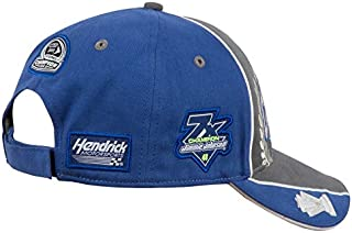 2016 Sprint Cup Champion Championship Hat 7X Seven Time Jimmie Johnson #48 Individually Serialized #### of 2016 Hat Cap One Size Fits Most OSFM