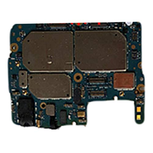 YANGLY Pantalla Táctil Digitalizador Asamblea de Circuitos Desbloqueado Placa Principal Motherboard con Las Virutas De Cable Flexible Apto Fit For El Xiaomi Mi 5S Mi5S M5S 3 GB + 64 GB