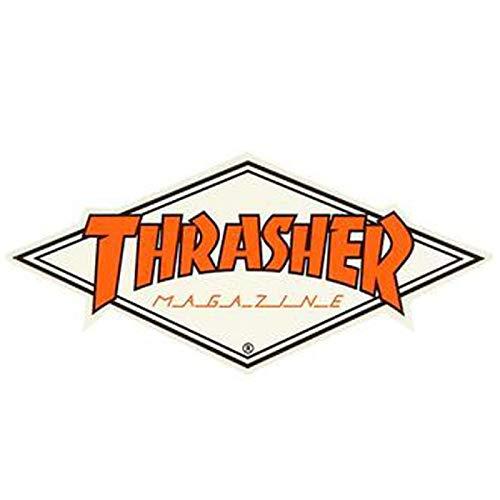 Thrasher Magazine Skateboard Aufkleber. Skateboarding Sk8Skatenoard Punk