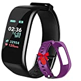 Fitness Tracker,Activity Tracker Watch with Heart Rate Blood...
