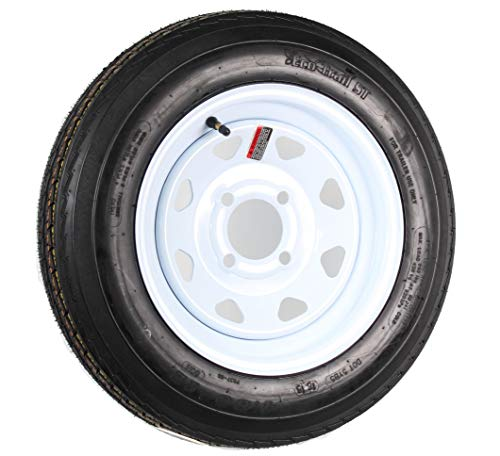 12 inch trailer wheel and tire - 5