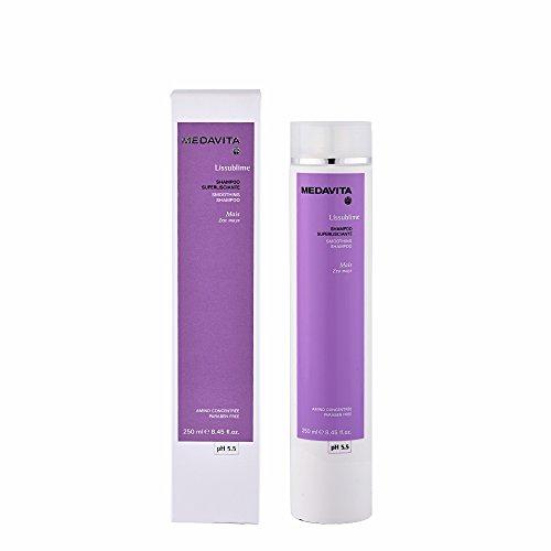 MEDAVITA LISSUBLIME Smoothing Shampoo 250ml