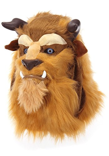 Disney Beauty and the Beast Costume Moving Mouth Costume Mask