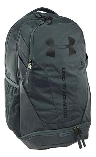 Under Armour Hustle 3.0 Backpack, Grey (012), One Size