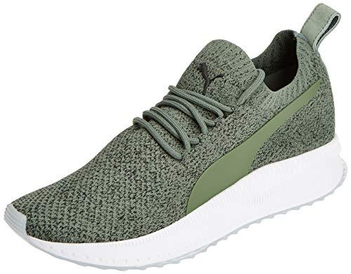 Puma Tsugi APEX Evoknit, Unisex Sneaker, Grau (Laurel Wreath-PUMA Black 14), 44 EU (9.5 UK)