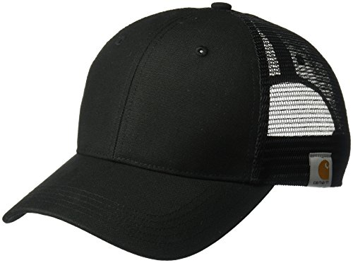 Carhartt Mens Rugged Professional Series Cap, Black, OFA