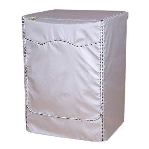 LIABC Lavatrice Copertura per Esterni Extra più Denso Tessuto Impermeabile Protezione Solare Isolamento Termico Anti-ultravioletti Tessuto Oxford
