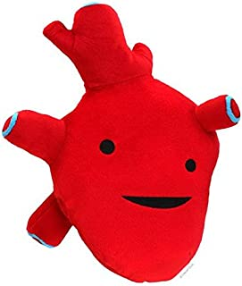 Heart Plush Figure - I Got The Beat! - I Heart Guts