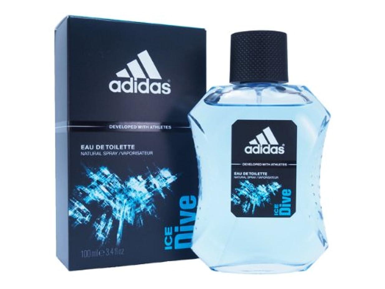 全くアルミニウム和アディダス adidas アイスダイブ EDT SP 100ml