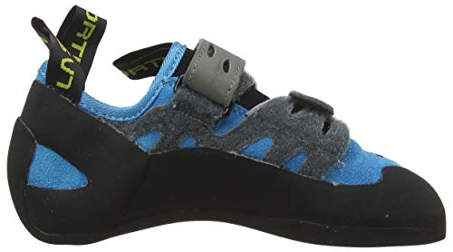 La Sportiva Unisex-Kinder Tarantula Blue Kletterschuhe - 6