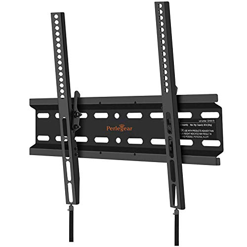 Supporto TV Inclinabile - Supporto da Parete per TV da 26-55', Max VESA 400x400, Staffa Ultra Resistente 52kg