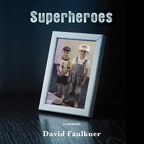 Superheroes audiobook cover art