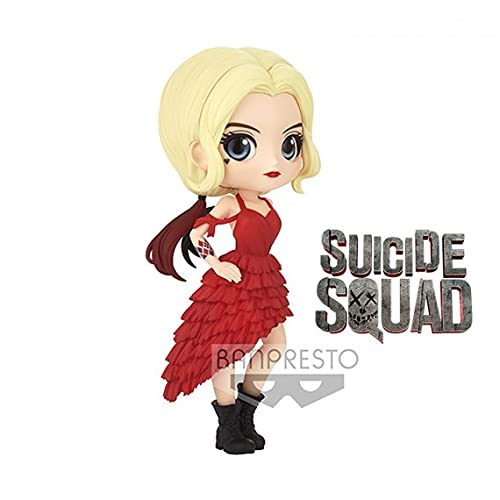 Banpresto The Suicide Squad Q posket-Harley Quinn-(ver.A)