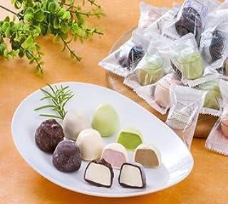ヒカリ乳業) チョコアイスボール12ml (約13g) ×6粒×5種