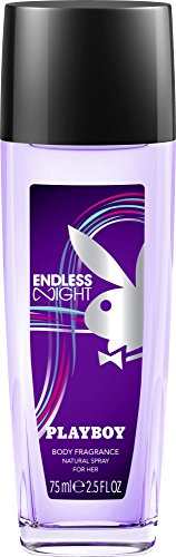 Playboy Endless Night Dames EDT Deo Natural Spray 75 ml