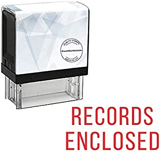 stamp records