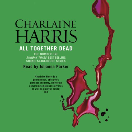 All Together Dead audiobook cover art