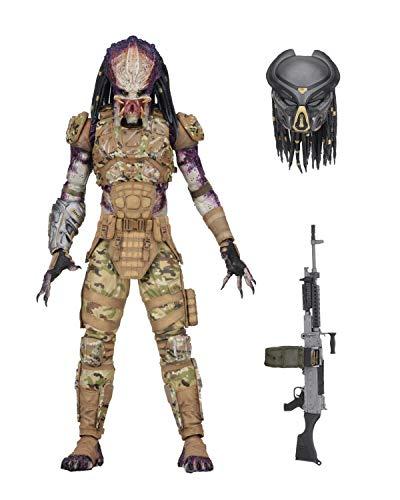NECA The Predator (2018) Actionfigur Ultimate Emissary aus Kunststoff, Hersteller