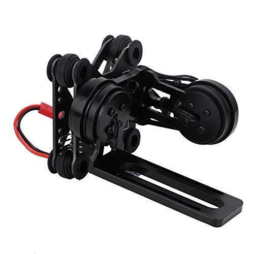 Emoshayoga Accessorio FPV Brushless, Brushless Fit Accessorio FPV Camera Drone RC per Adatto per Motore Brushless 2 X 2204 / 100T