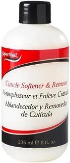 Super Nail Cuticle Softener & Remover, 8 oz